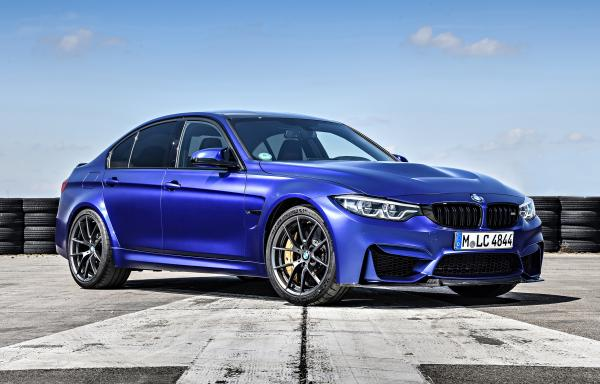 BMW M3 CS F80 460hp