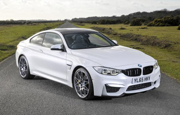 BMW M4 Competition F82 450hp