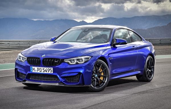 BMW M4 CS F82 460hp