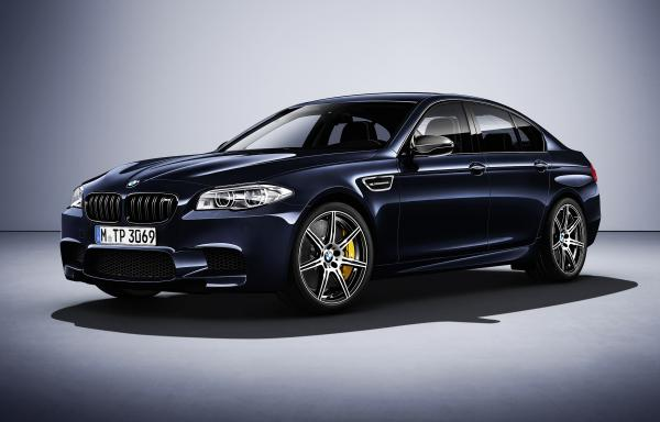 BMW M5 F10 Competition V8 575hp
