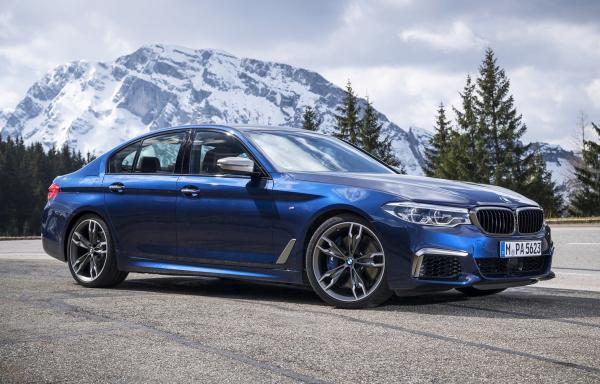 BMW M550i xDrive G30/G31 462hp
