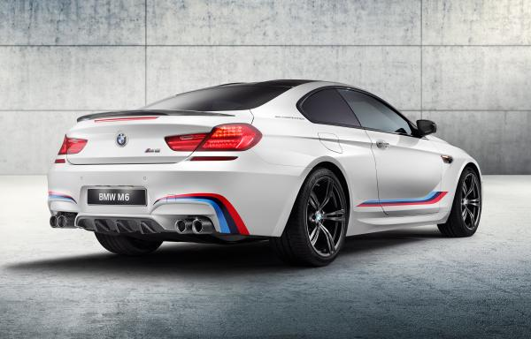 BMW M6 Competition F12/F13 600hp