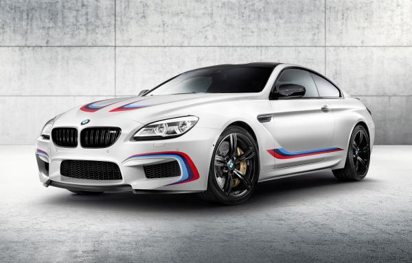 BMW M6 F12/F13 Competition V8 575hp