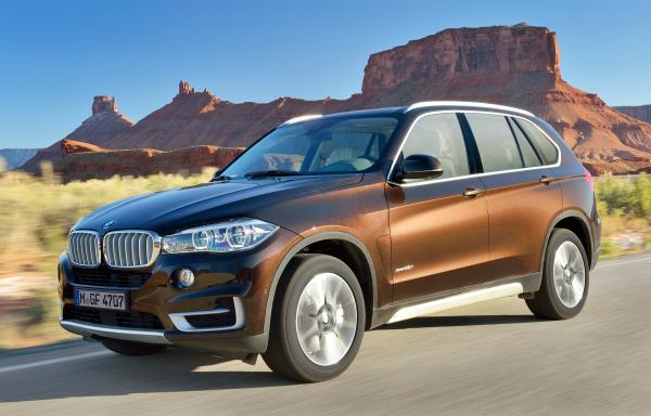 BMW X5 35i F15 306hp (before 07/2013)