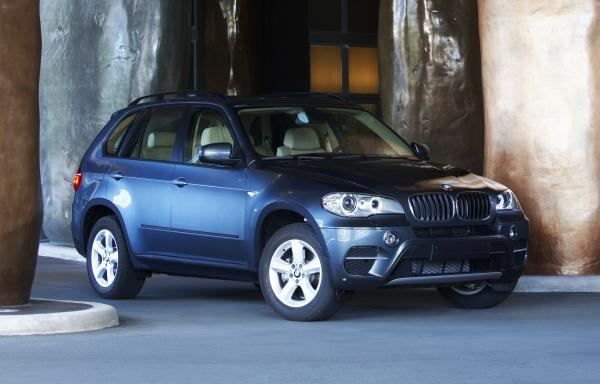 BMW X5 4,4 Twin Turbo E70 407hp