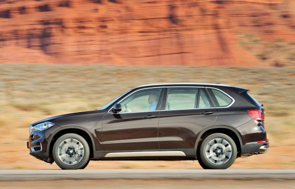 BMW X5 Active Hybrid F15 485hp