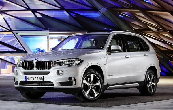 BMW X5 xDrive 40e Plug In Hybrid 313hp