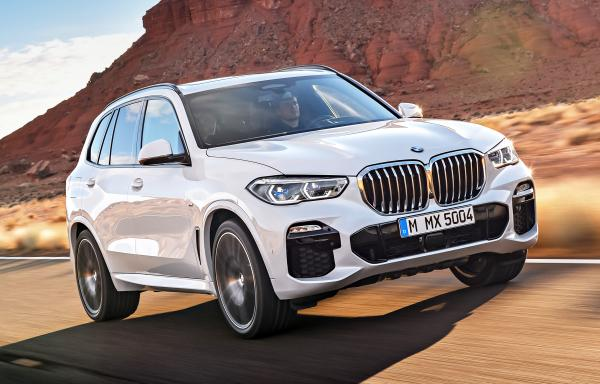 BMW X5 xDrive 50i 449hp