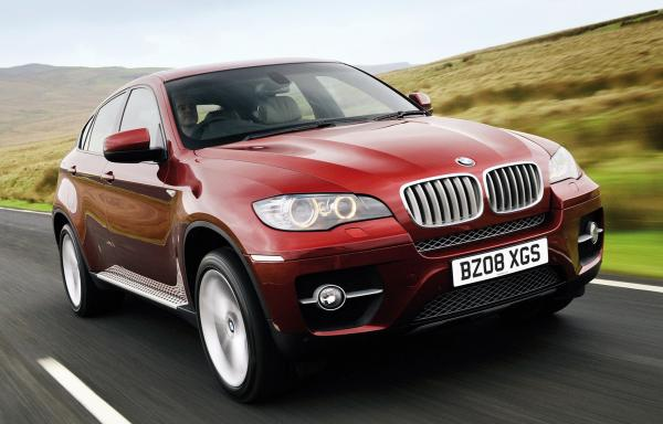 BMW X6 50i Active Hybrid E71 486hp
