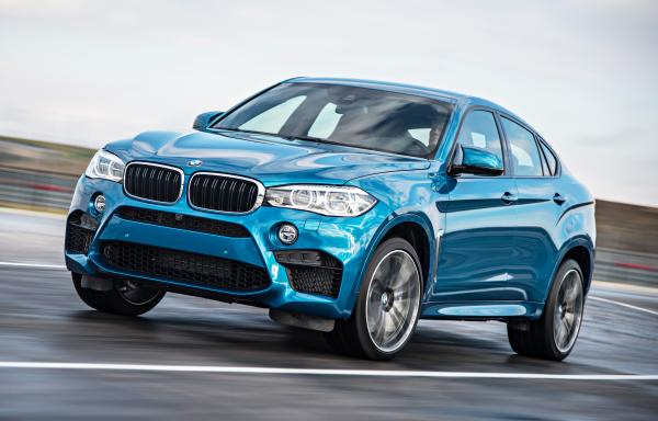 BMW X6 Active Hybrid F16 485hp