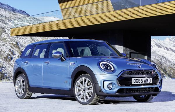 Mini Clubman 1.5T F54 102hp