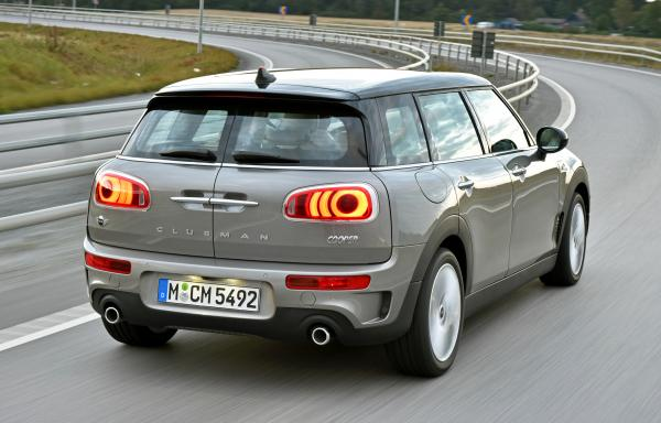 Mini Clubman 1.6 DFI R55 98hp