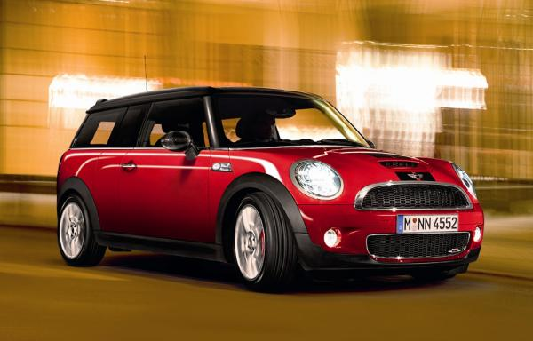 Mini Clubman 1.6 Turbo JCW R55 211hp