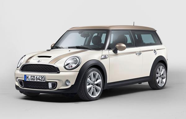 Mini Clubman 1.6D R55 112hp