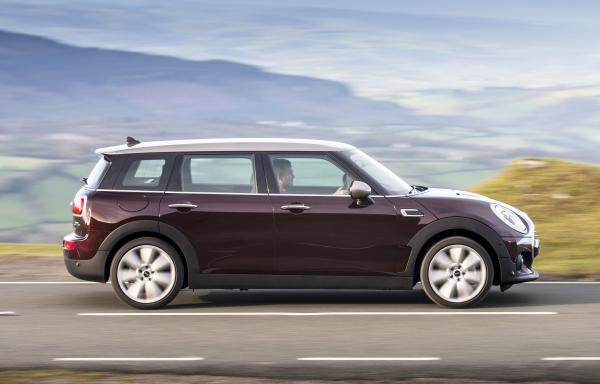 Mini Clubman 1.6D R55 90hp
