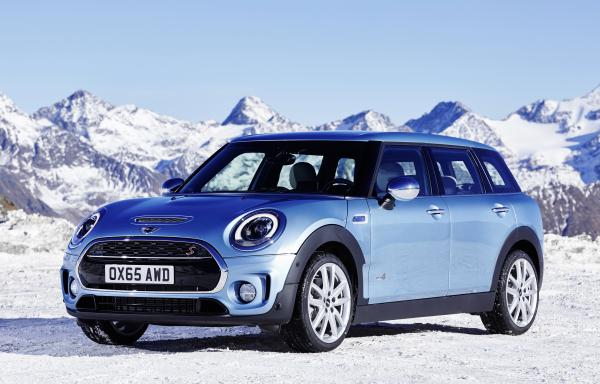 Mini Clubman 2.0D F54 150hp