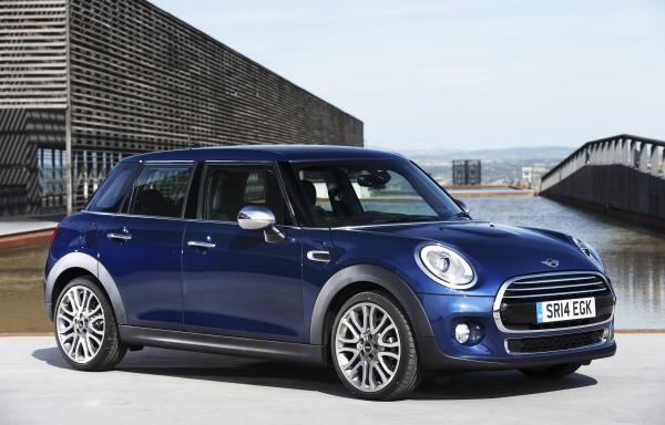 Mini Cooper 1.6 DFI R56 122hp 2010-2014