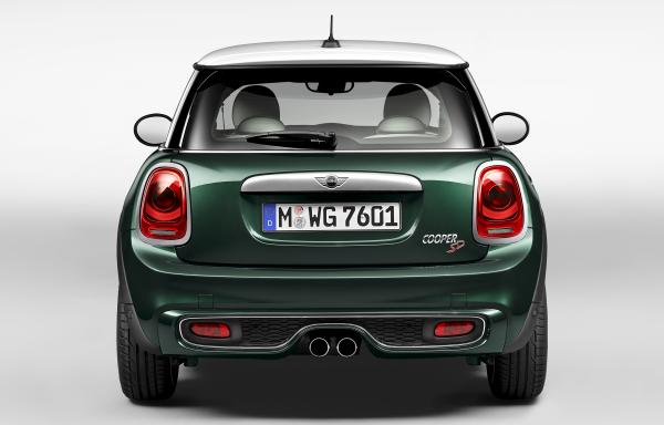 Mini Cooper SD 2.0D F55/F56 170hp