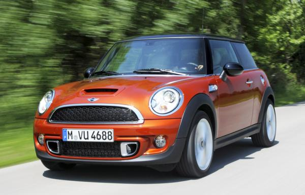 Mini Cooper SD 2.0D R56 136hp
