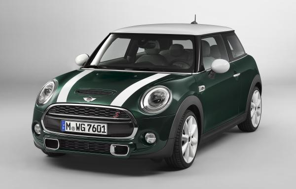 Mini Cooper SD 2.0D R56 143hp
