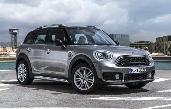 Mini Countryman 1.5T F60 136hp