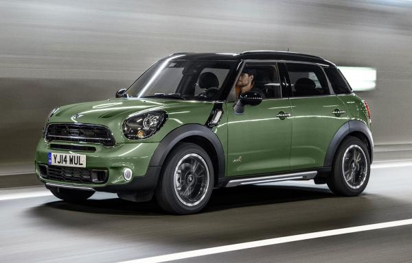 Mini Countryman 1.6 DFI R60 122hp