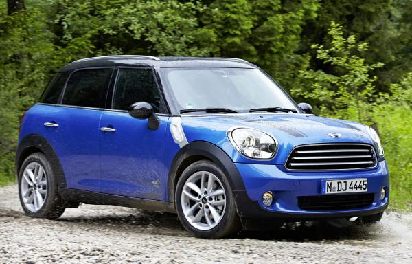 Mini Countryman 1.6 DFI R60 98hp