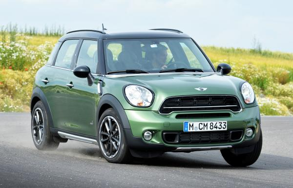 Mini Countryman 1.6D R60 112hp