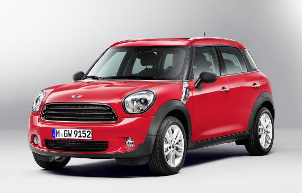 Mini Countryman 1.6D R60 90hp