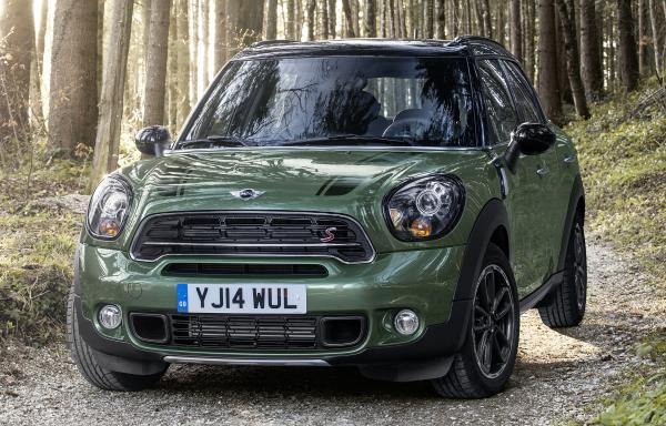 Mini Countryman 1.6T R60 184hp