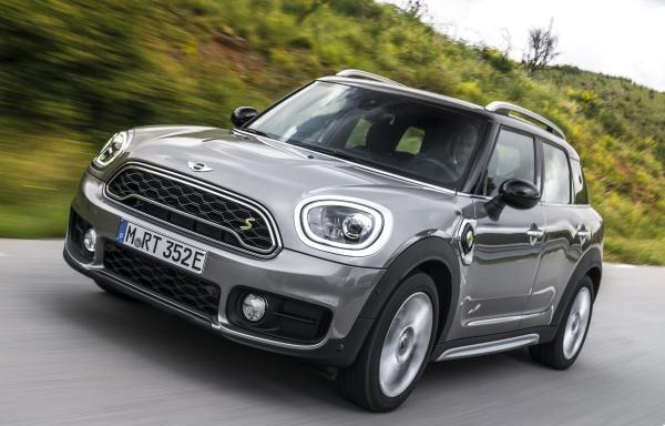 Mini Countryman 2.0D F60 150hp