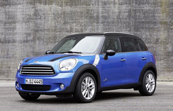 Mini Countryman 2.0D R60 143hp