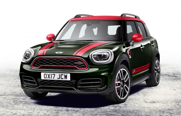 Mini Countryman 2.0T JCW 231hp