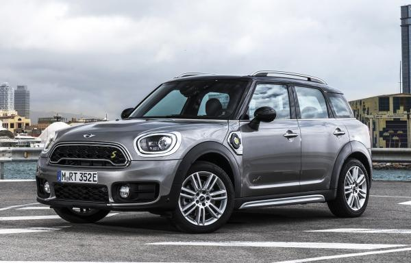 Mini Countryman S 2.0T F60 192hp