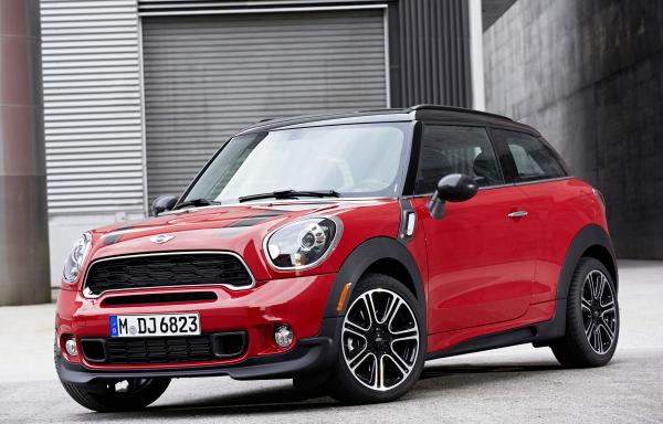 Mini Paceman 1.6 DFI R61 115hp