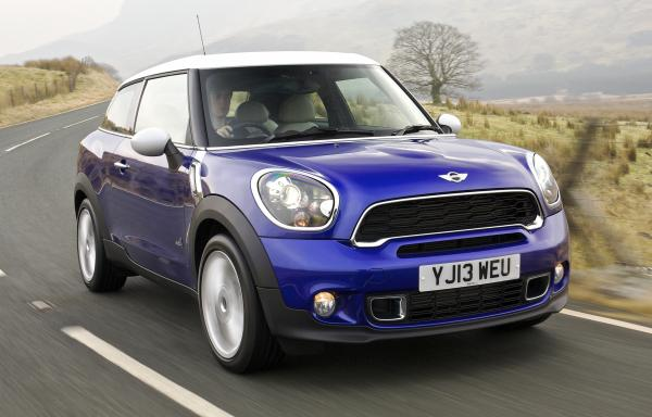Mini Paceman 1.6 Turbo R61 163hp