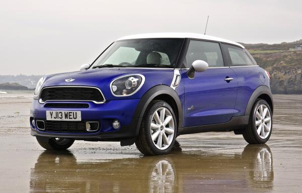 Mini Paceman 1.6 Turbo R61 184hp