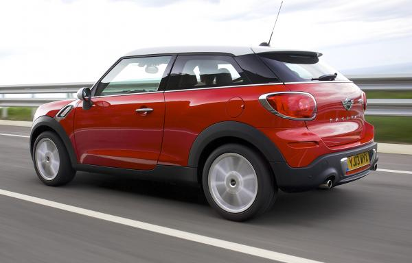 Mini Paceman 1.6 Turbo R61 190hp