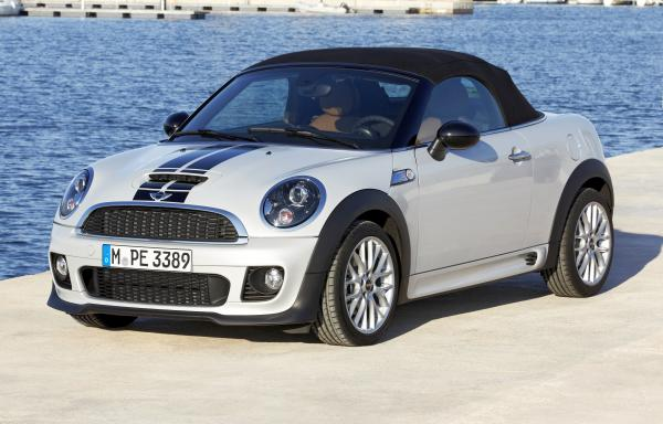 Mini Roadster/Coupe 1.6 DFI R58/R59 115hp