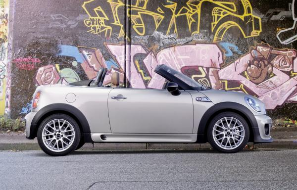 Mini Roadster/Coupe 1.6 DFI R58/R59 122hp