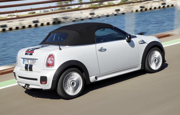 Mini Roadster/Coupe 1.6 DFI R58/R59 98hp