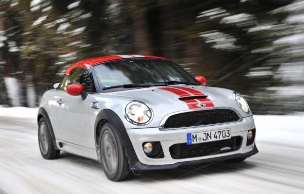 Mini Roadster/Coupe 1.6 JCW R58/R59 211hp '11-'12