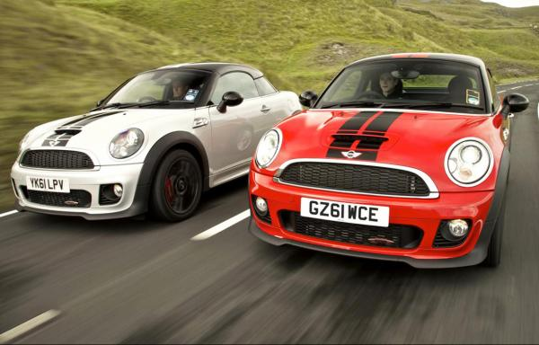 Mini Roadster/Coupe 1.6 Turbo R58/R59 184hp