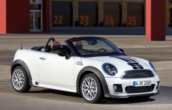 Mini Roadster/Coupe 2.0 SD R58/R59 136hp
