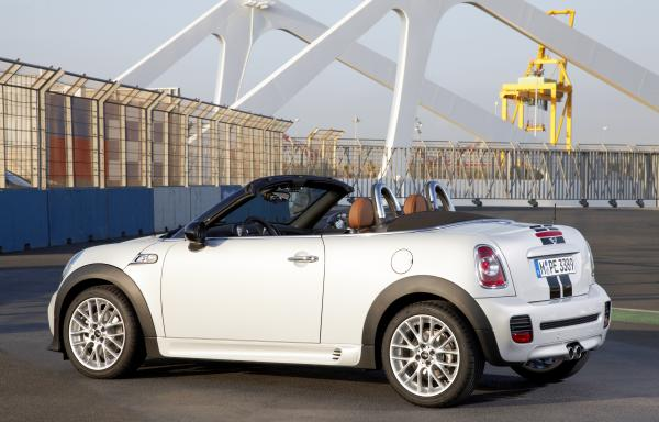 Mini Roadster/Coupe 2.0 SD R58/R59 143hp