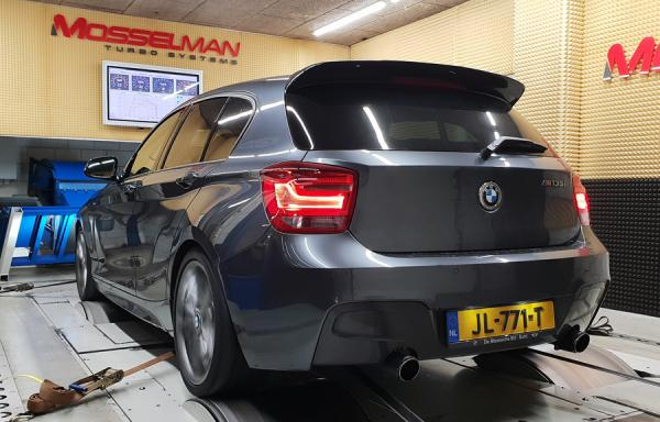 VIDEO: Mosselman remap for the BMW M135i from YouTube channel AutoTopNL