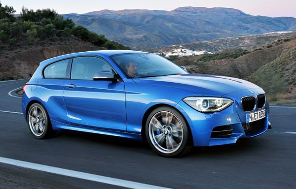 VIDEO: M135i from Autoblog tuned with iTronic