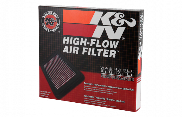 K&N replacement air filter BMW 135i/335i/X1 3.0i 2011-2015
