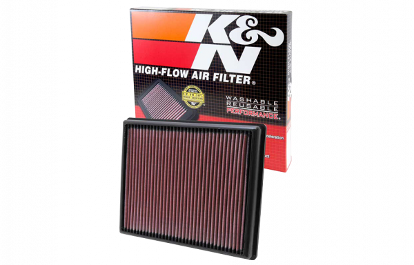 K&N replacement air filter BMW 235, 335, 435, Activehybrid, i8, M135, M235