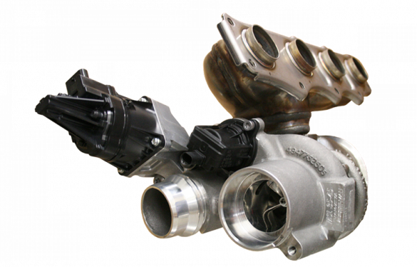 Upgrade turbocharger MSL35-45, BMW N20, 350-450hp